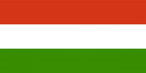 hungary, flag, national