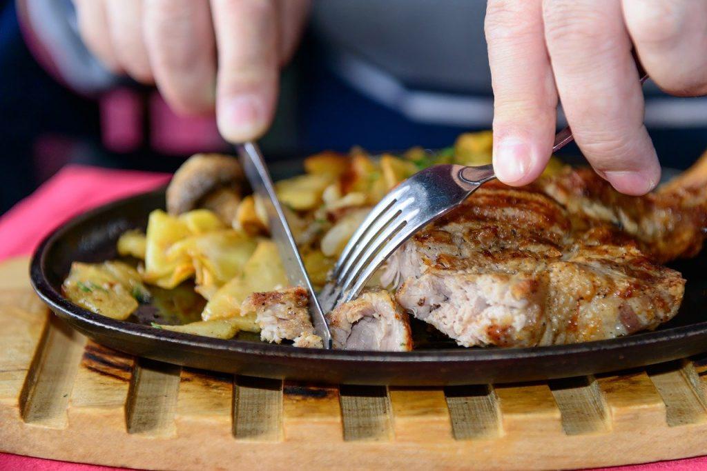 food, restaurant, dinner
