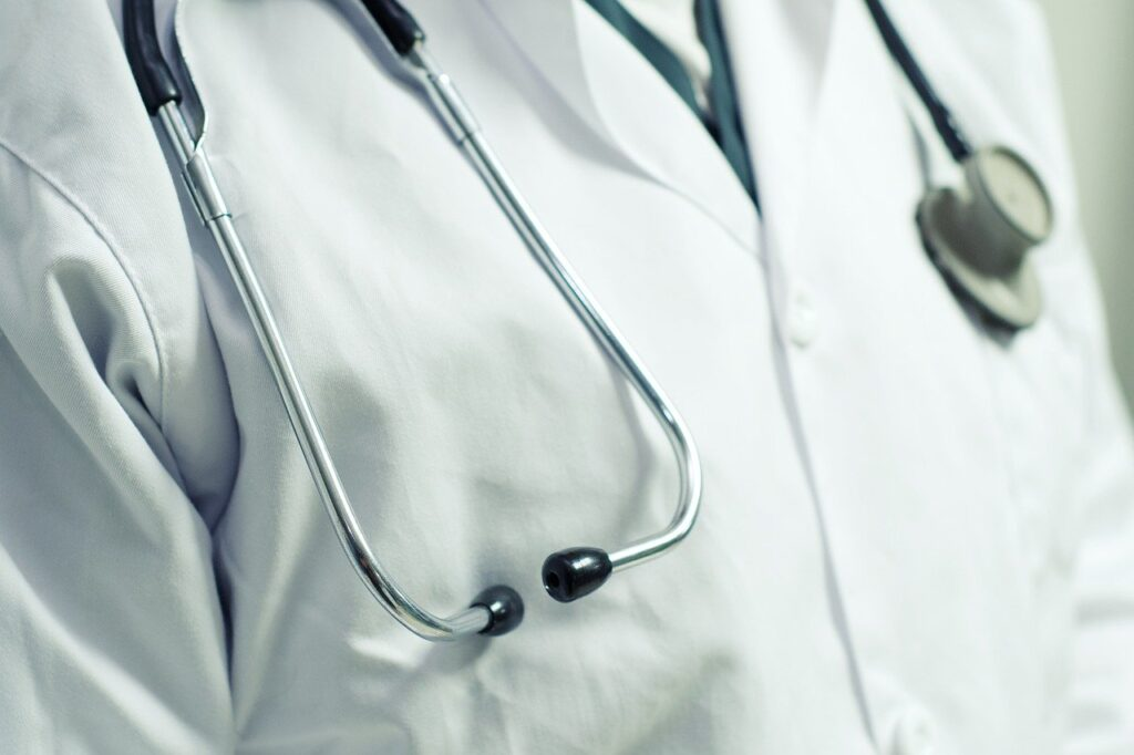 stethoscope, doctor, nurse