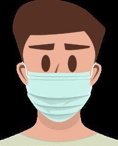 wearing a mandatory mask, coronavirus, covid-19
